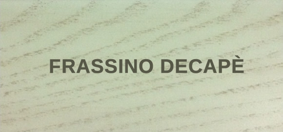 Frassino Decapè