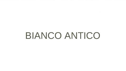 Bianco Antico 39